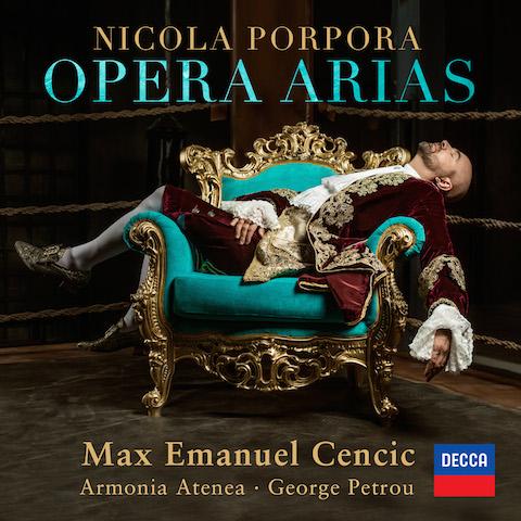 CDS - New Releases - Max Emanuel Cencic - Max Emanuel Cencic